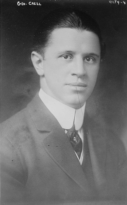Журналист Джордж Крил