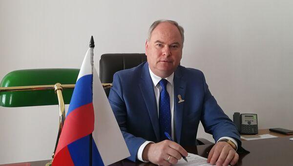Постоянный представитель РФ при Продовольственной и сельскохозяйственной организации ООН, ВПП и ИФАД Виктор Васильев