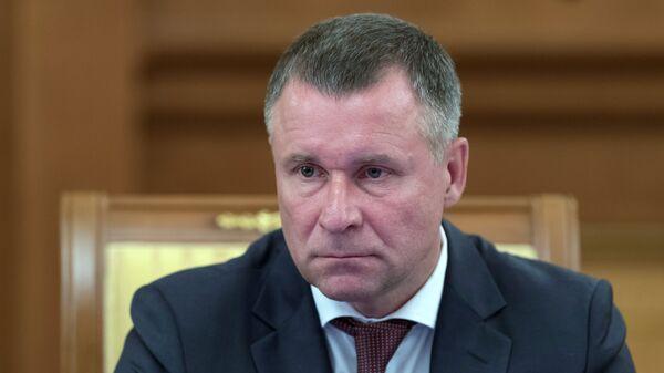Министр по делам гражданской обороны, чрезвычайным ситуациям и ликвидации последствий стихийных бедствий Евгений Зиничев