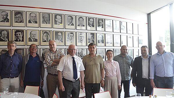 Десятая защита по присвоению учёной степени PhD SibFU в области физики и астрономии в Королевском технологическом институте (Швеция)