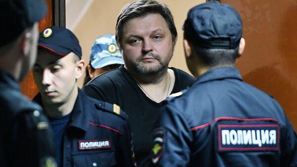 Экс-губернатор Кировской области Никита Белых