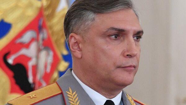 Генерал-майор Александр Матовников, архивное фото