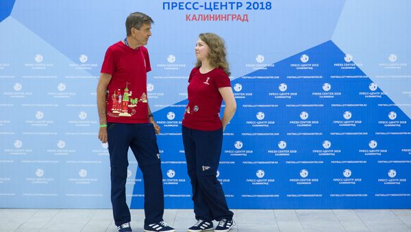 Почетная миссия и положительные эмоции: истории волонтеров ЧМ-2018 в Калининграде