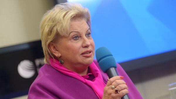Татьяна Потяева. Архивное фото
