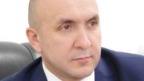 Министр сельского хозяйства Чувашской республики Сергей Артамонов