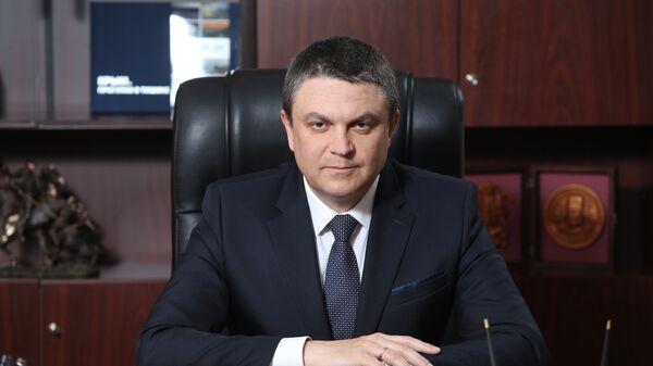 И.о. главы самопровозглашенной Луганской народной республики Леонид Пасечник
