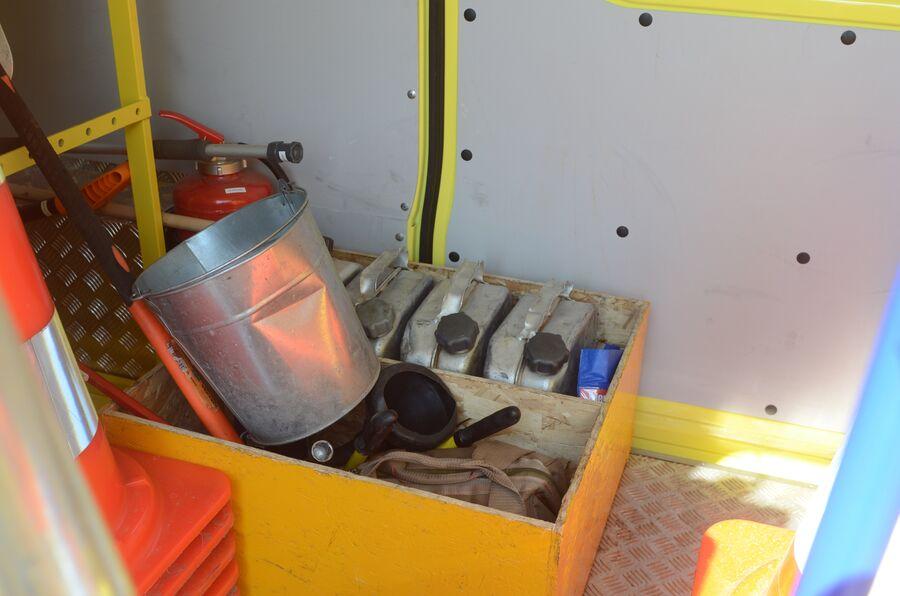 Аварийное оборудование в автомобиле Службы аварийных комиссаров