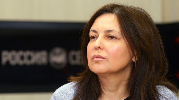 Директор Российского геронтологического научно-клинического центра Ольга Ткачева