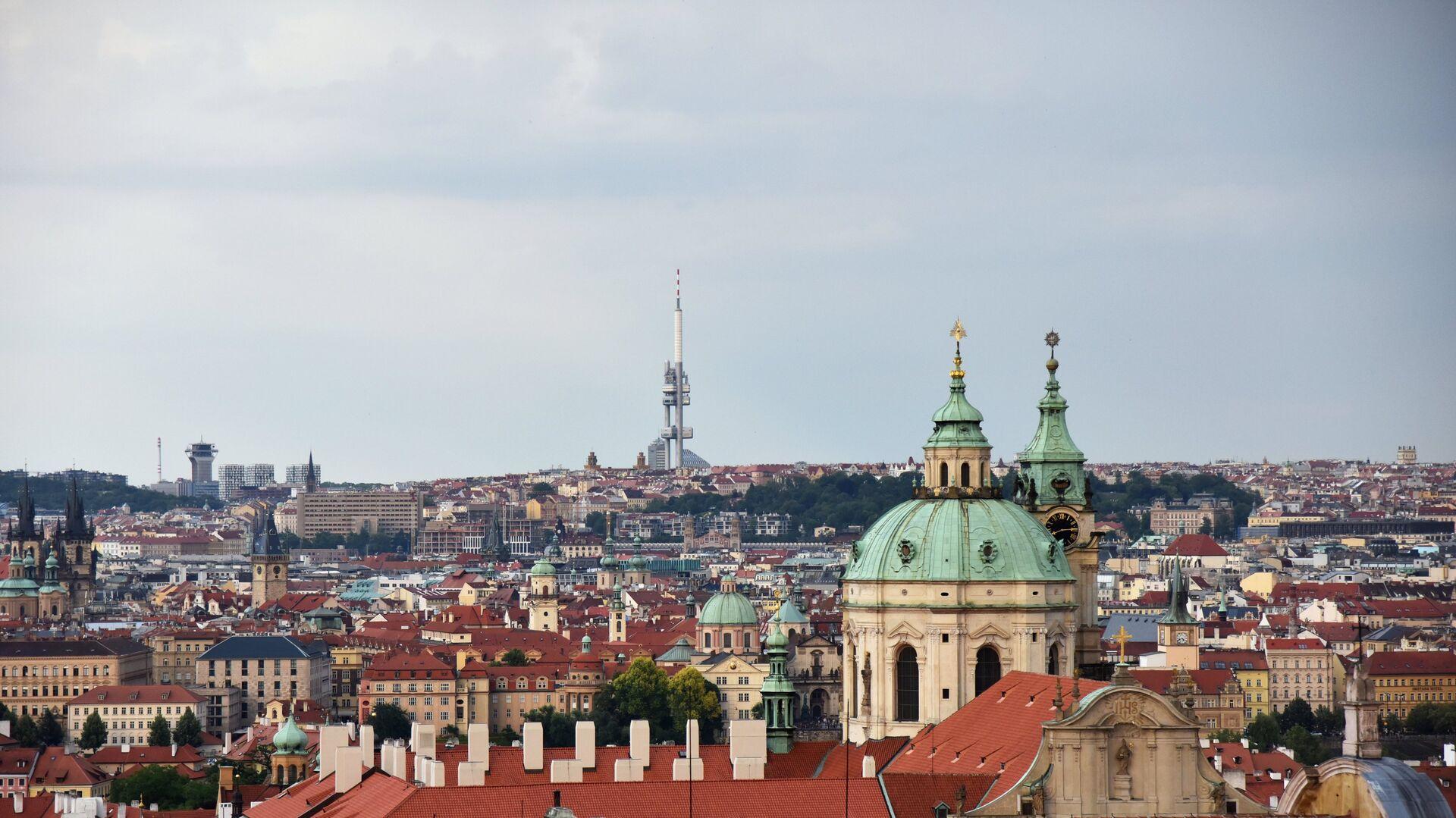 Костел святого Микулаша на Малой Стране в Праге - РИА Новости, 1920, 08.05.2021