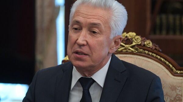 Владимир Васильев. Архивное фото