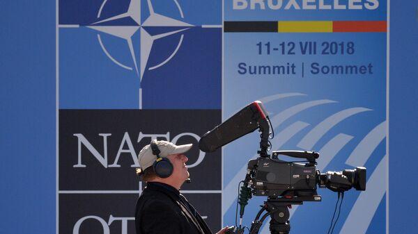 Саммит глав государств и глав правительств стран-участниц НАТО в Брюсселе. 11 июля 2018