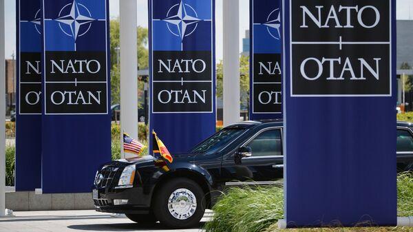 Саммит НАТО. Архивное фото