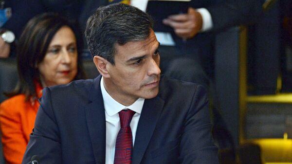 Премьер-министр Испании Педро Санчес. Архивное фото
