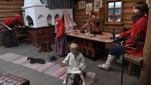 Музей сословий России в Картинной галерее Ильи Глазунова