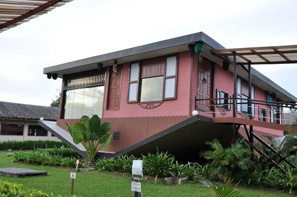 Перевернутый дом, Малайзия