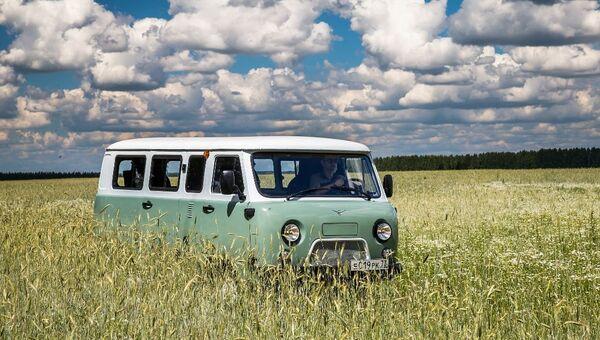 УАЗ-452 Буханка. Юбилейная версия. Архивное фото