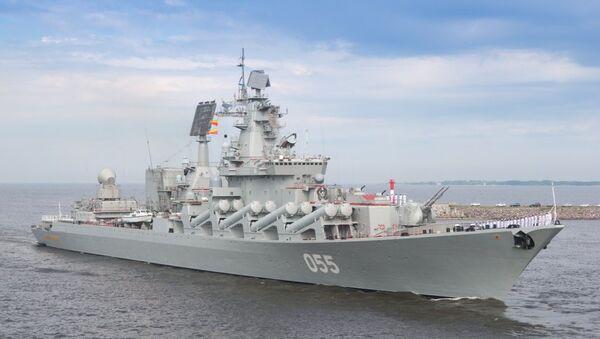 Корабль Севфлота