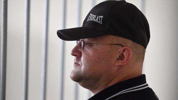 Бывший руководитель Главного следственного управления СК РФ по городу Москве Александр Дрыманов
