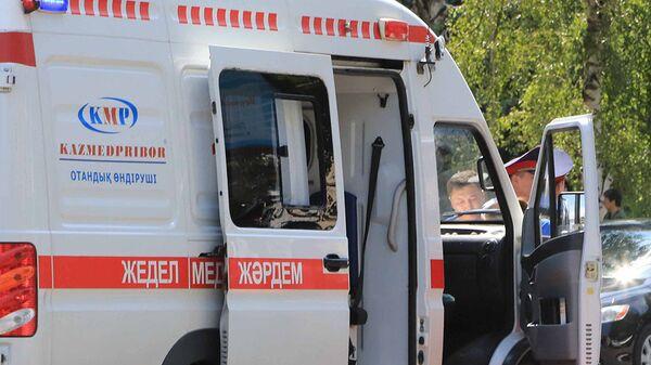Автомобиль скорой помощи в Казахстане