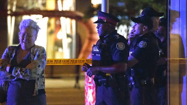 Полиция в Канаде. Архивное фото