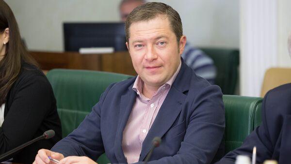 Дмитрий Кривицкий. Архивное фото