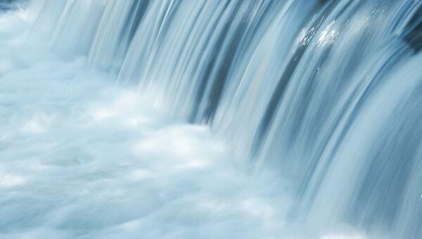 Водопад. Архивное фото