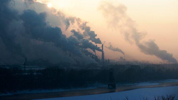 Минприроды РФ разработало методику исчисления вреда нанесённого воздуху