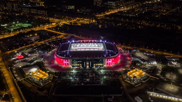 Стадион Спартак, Москва