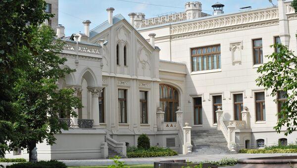 Бывший особняк Саввы Морозова на Спиридоновке, Москва