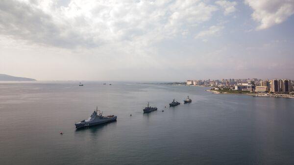 В МИД назвали цель отправки Западом кораблей в Черное море