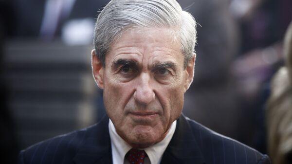Спецпрокурор США Роберт Мюллер. Архивное фото