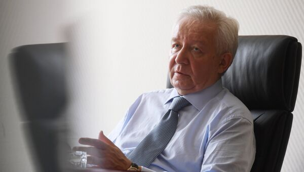Генеральный директор НПО Энергомаш Игорь Арбузов. Архивное фото
