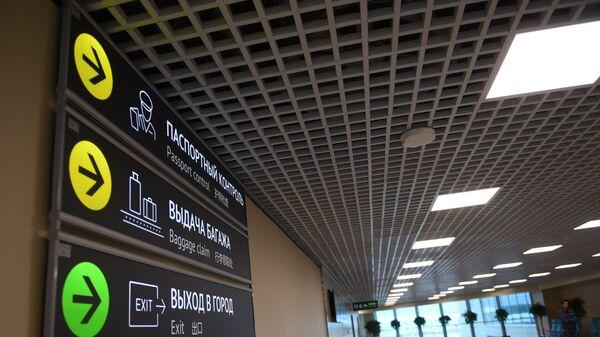 Дебошира с рейса Сочи — Москва отправили под домашний арест
