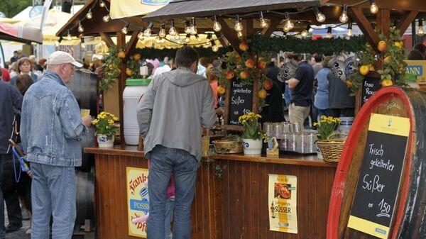 Фестиваль яблочного вина, Франкфурт, Германия