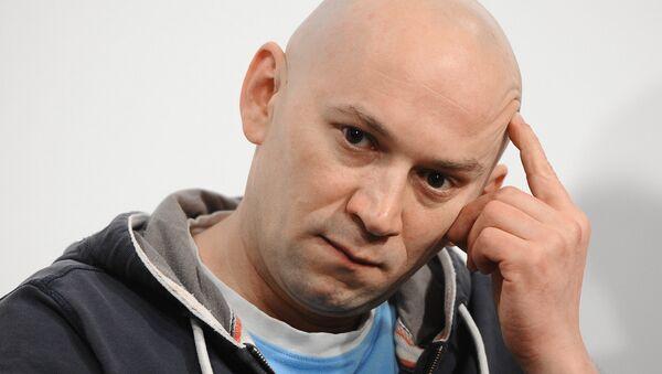 Режиссер Александр Расторгуев. Архивное фото