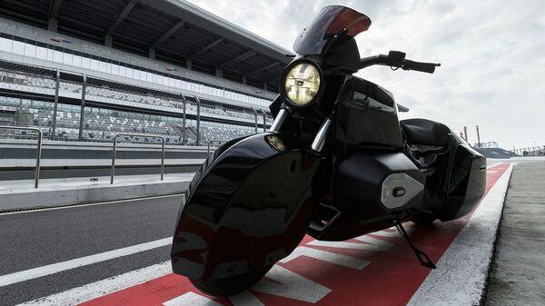 Концепт тяжелого мотоцикла Иж