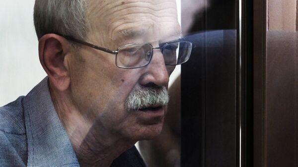 Виктор Кудрявцев в суде