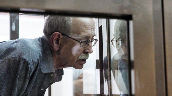 Сотрудник ЦНИИмаш Виктор Кудрявцев в суде