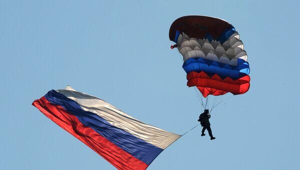 Военнослужащий Воздушно-десантных войск. Архивное фото