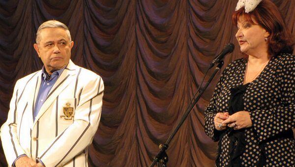 Вечер юмора Евгения Петросяна и Елены Степаненко. Архивное фото
