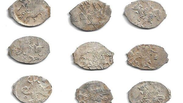 Монеты из клада