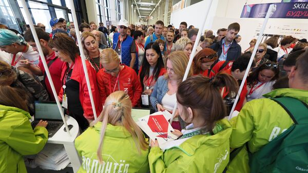 VI национальный чемпионат Молодые профессионалы (WorldskillsRussia)