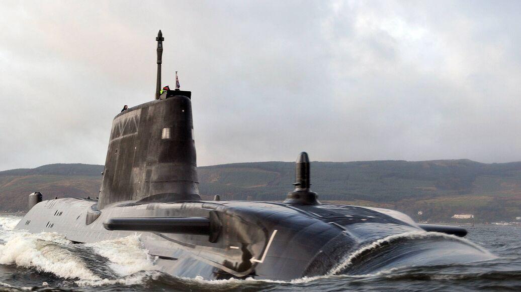 СМИ: моряков британской атомной подлодки поймали на употреблении кокаина