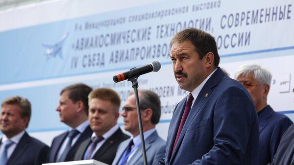 Премьер-министр Республики Татарстан Алексей Песошин