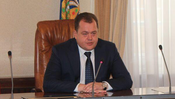 Экс-министр строительства и ЖКХ Астраханской области Василий Корнильев. Архивное фото