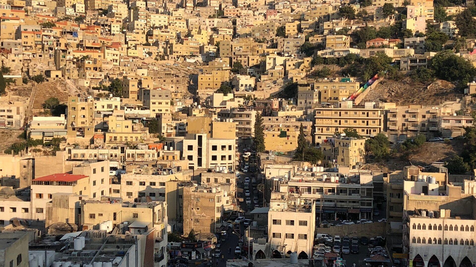 Столица Иордании город Амман - РИА Новости, 1920, 26.02.2020