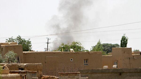 Ситуация в провинции Газни, Афганистан