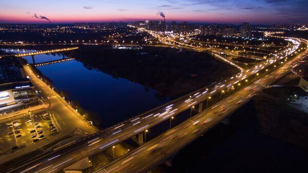 Город Красногорск Московской области