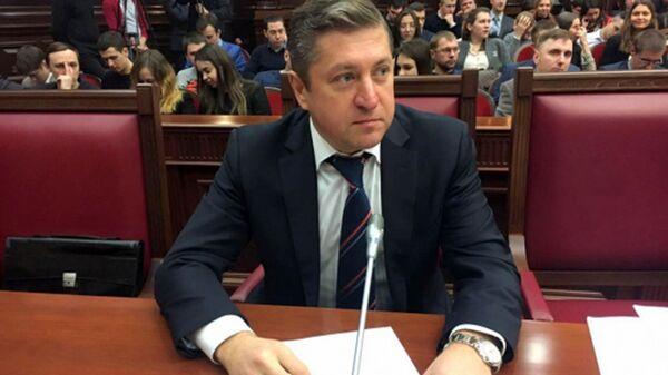 Иван Соловьев. Архивное фото