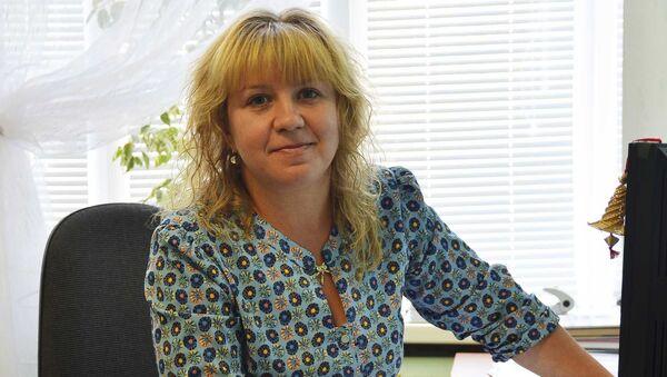 Экс-директор школы Наталья Матвеева